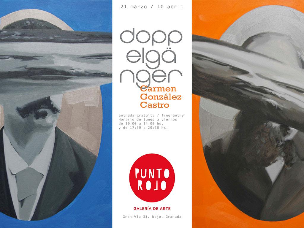 Doppelgänger, 2014. Galería Punto rojo, Granada.