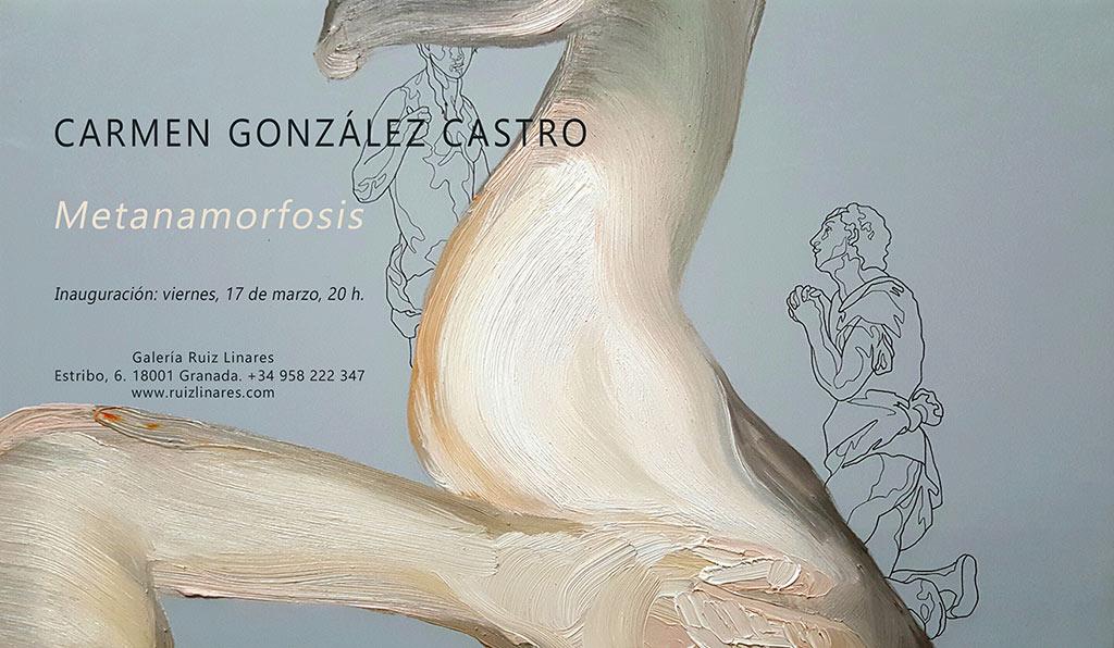 Metanamorfosis, 2017. Anticuario Ruiz Linares, Granada.