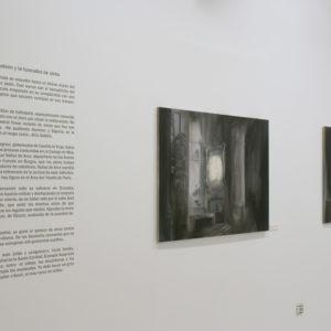 Vista De La Exposición Etimología De La Nostalgia 2