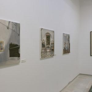 Vista De La Exposición Etimología De La Nostalgia 8